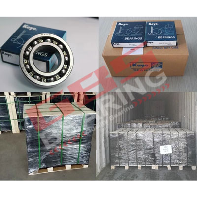 KOYO 355/354A Bearing Packaging picture